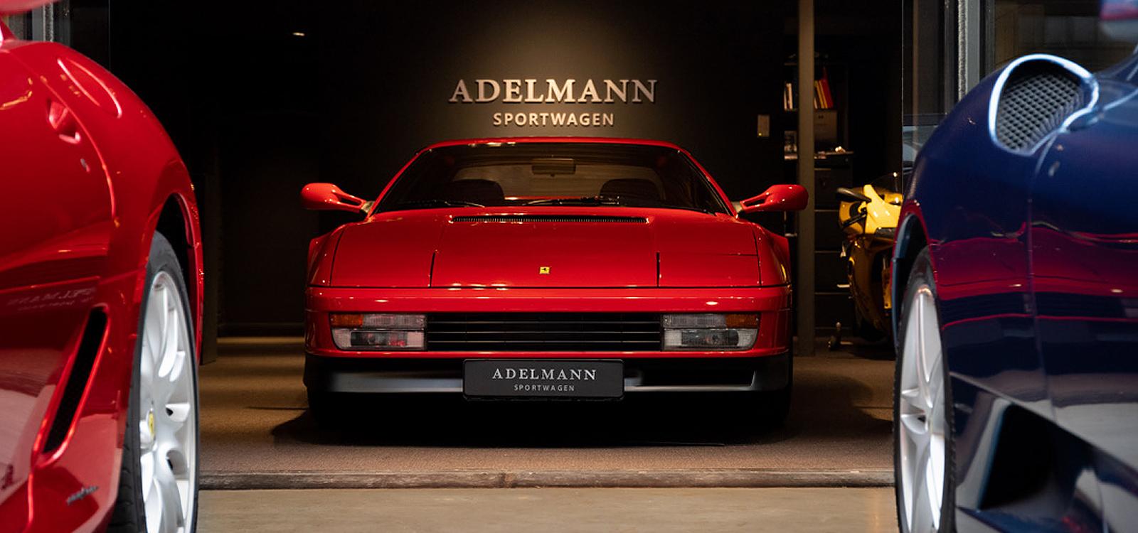 Sportwagen Adelmann